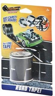 Play Play tape, Black Road 5 meters, Blister card 3+ years