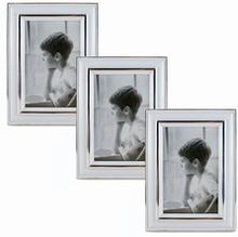 Fotorammer med hvid kant - 21x30 cm (3 stk.)