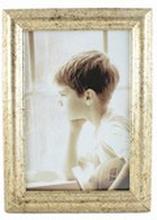 Fotoramme med guld kant - 13x18 cm