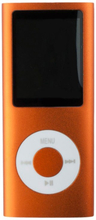 8gb Multimediaspelare - Orange Orange