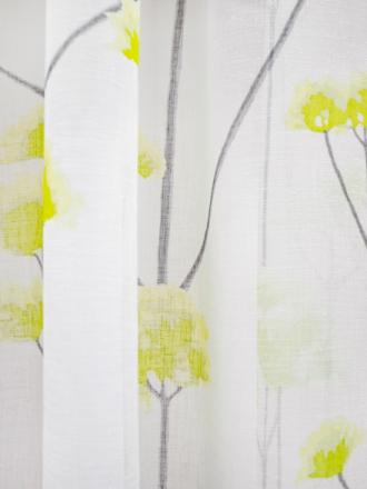 Sofia light -verho, yellow