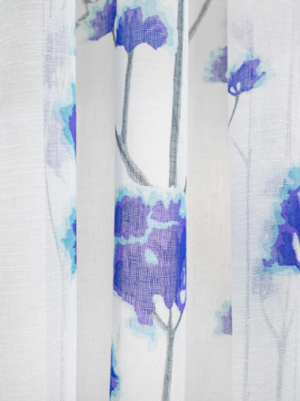 Sofia light -verho, blue