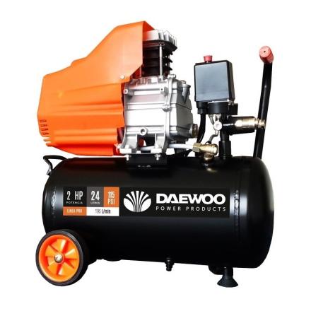 Kompressori Daewoo DAC24D-e, 24 L