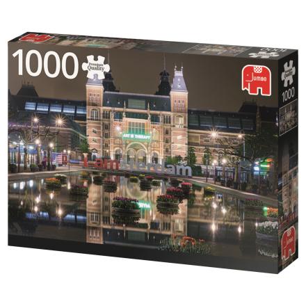 Amsterdam by night, Netherlands 1000 pcs