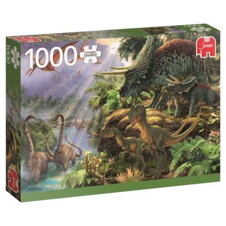 Dinosaur Valley 1000 palaa