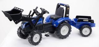 New Holland T8 pedal traktor - Falk traktor 090134