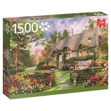 Sunny Cottage 1500 palaa