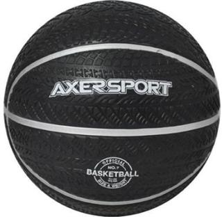 Axer Pilka do koszykówki czarna 7