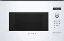 Bosch Bfl524mw0 Serie 6 Innebygde Mikroovner - Hvit