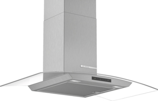 Bosch Dwa96dm50 Serie 4 Vegghengt Ventilator - Rustfritt Stål