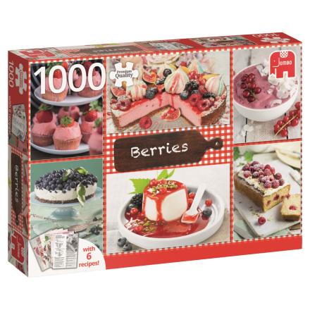 Berries 1000 palaa