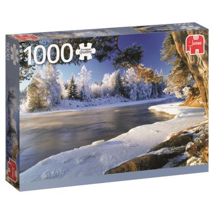 Dal River, Sweden 1000 palaa