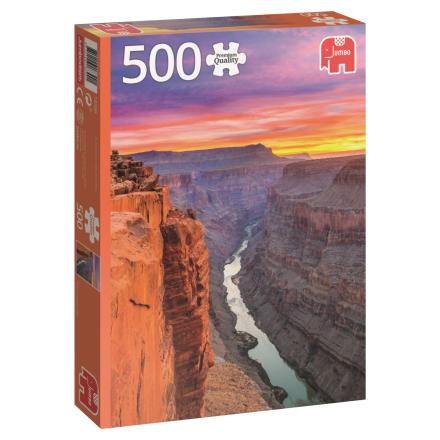 Grand Canyon, USA 500 palaa