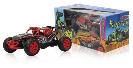 Jamara Kauko-ohjattava auto R/C Buggy Cubic Desert RTR