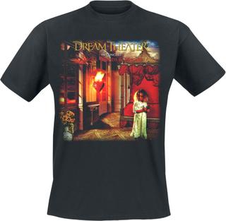 Dream Theater - Images And Words -T-skjorte - svart