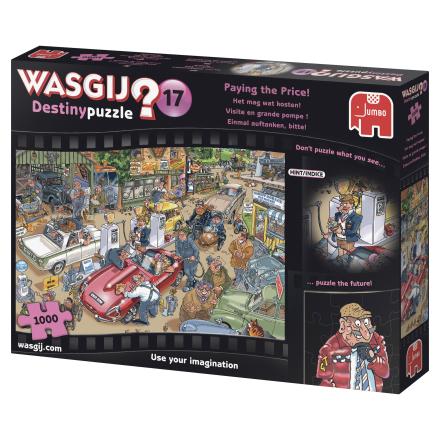 WASGIJ Destiny 17, Paying the Price 1000 palaa