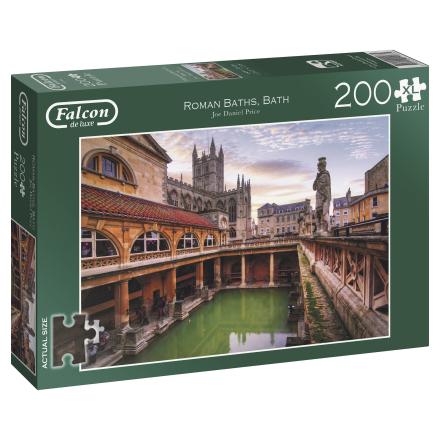 Roman Baths, italy 200 palaa XL