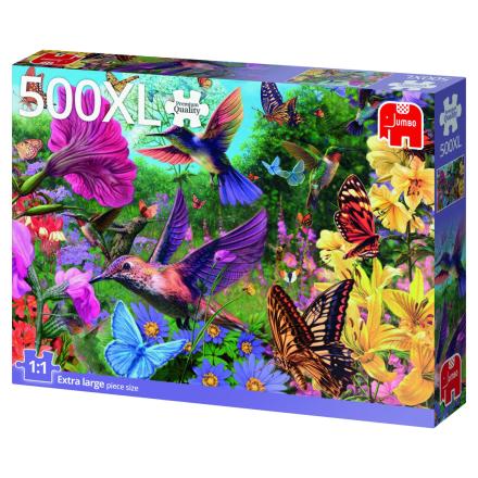 Hummingsbirds 500 palaa XL