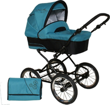 Nelly Duo 3 in 1 Barnvagnar - Village Green