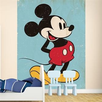 Fototapet Mickey Mouse