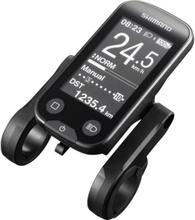 Shimano Steps SC-E6100 Information Display black 2020 Cykeldatorer med sladd