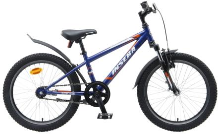 Eliminator 20'' 1-vaihteinen lasten polkupyörä