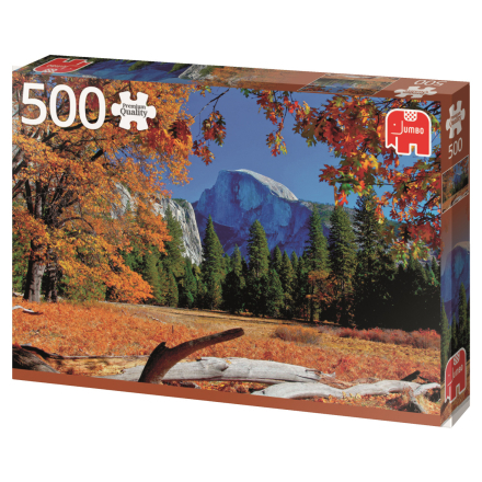 Yosemite National Park, USA 500 palaa
