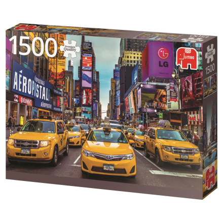 New York Taxi 1500 palaa