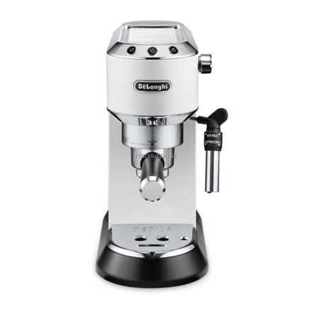 Espressokeitin EC685.W Dedica, valkoinen