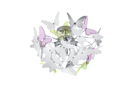 Butterfly kattovalaisin 3xG9