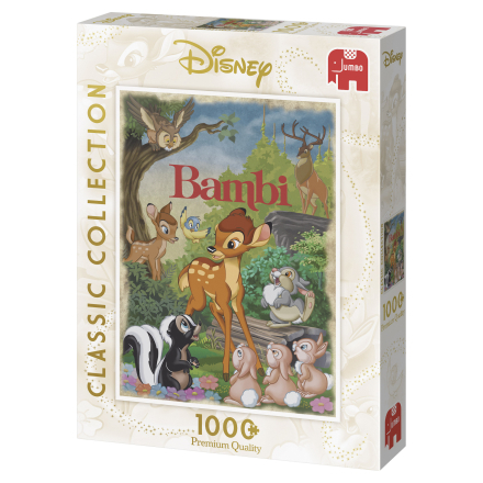 Disney Classic Collection Bambi - 1000 palaa