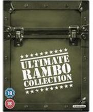 Die ultimative Rambo Kollektion 1-4 (2013)