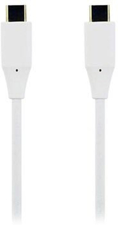 LG EAD63687001 USB 3.1 Type-C / USB 3.1 Type-C Kabel - Hvid