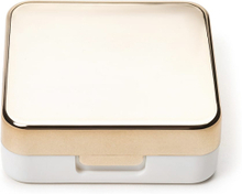 Travel Case Gold