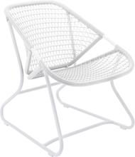 Fermob - SixtiesStol Med Armlæn, Cotton White