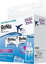 ReNu Flight Pack, linsvätska, 2x60 ml