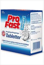 ProFast Rengöringstabletter 32 st