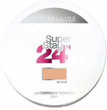 Maybelline Superstay 24H Waterproof Powder 030 Sand 9 g