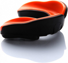 Kenka Tandskydd Pro Svart / Orange