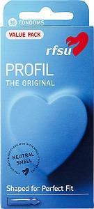 RFSU Profil, kondomit, 30 kpl