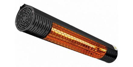 Terrassvärmare HeatWay Cylindro 2000W Svart
