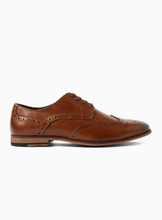 Tan Leather 'Matta' Brogues