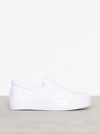 Slip-On - Hvit Duffy Slip-On Sneaker