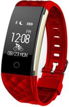 eStore S2 Smart Aktivitetsarmband med Touch - Röd