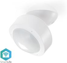 Nedis Wi-Fi smart rörelsesensor - Trådbunden För inomhusbruk
