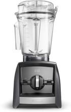 Vitamix Ascent A2300i Grey Blender - Grå Metallic