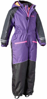 Slaskis Vinteroverall Lila Junior 130-140cl, Slaskis