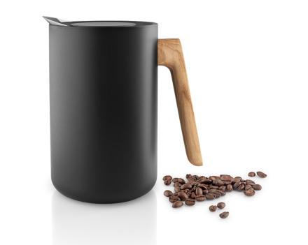Eva Solo Nordic Kitchen Termokanne 1.0 liter Sort Kommer til lager slutten av April