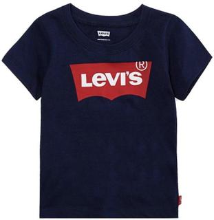 Levis batwing t-skjorte til barn, Blå