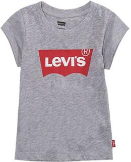 Levis batwing t-skjorte til jente, Grå
